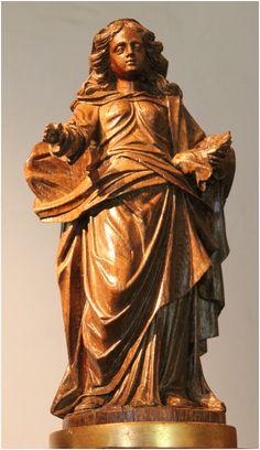 Mais um provável 'Aleijadinho' para acervo do barroco em Itu