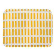 Siena Large Tray Yellow, $55, now featured on Fab.