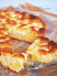 ✱失敗しらず✱林檎のタルトケーキ