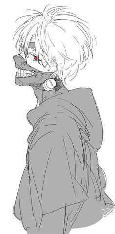 Kaneki | Tokyo Ghoul
