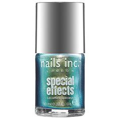 This two toned metallic is nail art in a bottle—no tools needed.Nails Inc. Mirror Metallic Polish, $9.50,