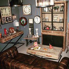 Любите лофт? Индастриал? Ждём Вас! Консоли, диваны, кресла, буфеты и декор в этих ультрамодных интерьерных стилях ждут Вас!  #дизайнинтерьера #стильныйинтерьер #lartdomestique