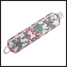 May Faeries Bracelet | Bead-Patterns at Bead-Patterns.com