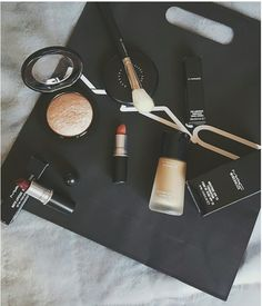 makeup, beauty, and essentials image