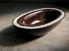 Vasche da bagno - Vasca ovale di Alegna