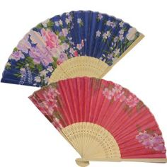 These lovely Chinese fans would be great for a Chinese New Year party. Pick them up at partydelights.co.uk.