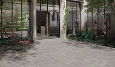 A major project, inspired by the elegance and amazing versatility of Piasentina stone