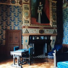 renaissance chateau interiors - Google Search