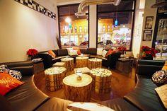 Denver, CO. Trillium Restaurant.  Best Scandinavian inspired eatery.