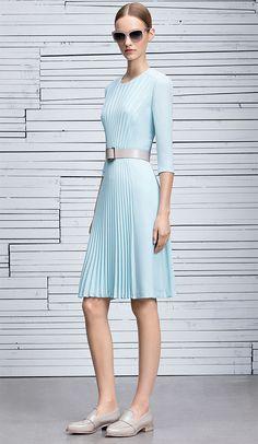Classical and elegant fashion for women from HUGO BOSS #HUGOBOSS