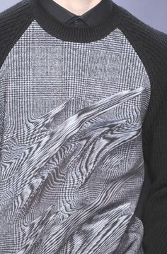 patternprints journal: PRINTS, PATTERNS, TEXTURES AND DETAILS FROM THE RECENT MILAN FASHION WEEK (FALL/WINTER 2014/15 MENSWEAR) / 6