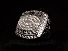 Fantasy JoneZ Online Store for Fantasy Football Championship Rings. This is the ring that will establish dominance in your 2015 league!
