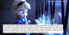 frozen headcanons | Disney's Frozen Headcanons