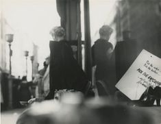 Untitled (New York) by Saul Leiter