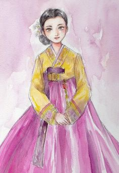 Traditional Korean Hanbok