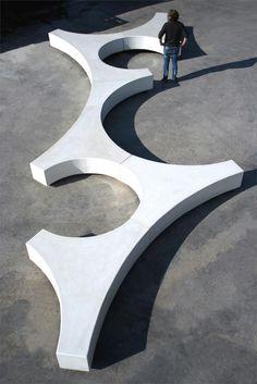 Twig Modular Seating Bench