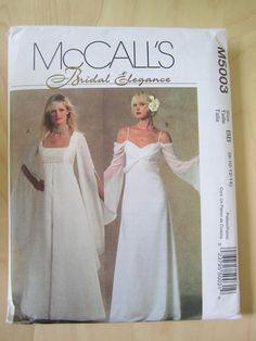 Patrons couture pour femme Robe de mariée McCall's Bridal Elegance M5003