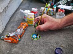EVENT: Chewing Gum Art with Ben Wilson & a Street Art Talk