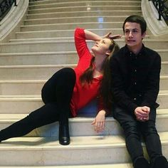 Dylan and Katherine