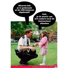 Basisschool afmaken Funny As Hell, Wtf Funny, Best Quotes, Funny Quotes, Funny Memes, Punny Puns, Dutch Quotes, Picture Postcards, Funny Bunnies