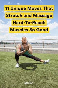 Your body will most definitely thank you later. #greatist https://greatist.com/fitness/stretching-exercises-moves-that-hit-hard-to-reach-muscles
