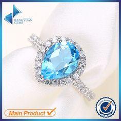 Aquamarine Cz Stones Jewelry,925 Silver Ring With Blue Stone Photo, Detailed about Aquamarine Cz Stones Jewelry,925 Silver Ring With Blue Stone Picture on Alibaba.com.