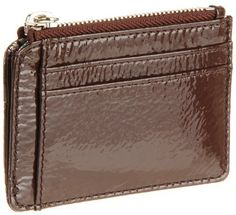 Hobo  Kai CP,Chocolate,One Size Hobo. $19.80. leather. Two card slots. Made in China