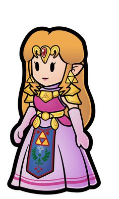 Paper Mario Zelda Ocarina Of Time By Decapitated Kittens On DeviantART