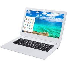 Acer Chromebook CB5-311P-T9AB nVIDIA Tegra K1 2.10GHz 4GB 16GB WebCam 13.3 Touch Chrome OS NX.MRDAA.003