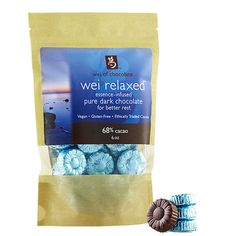 Wei of Chocolate HEALTHY chocolate. organic, fair trade, paleo, vegan, healthy chocolate, no soy, GMO free, flower essences