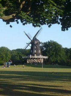 Slottsparken, Malmö sweden
