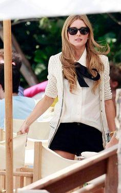 Black Shorts, Classic Menswear, #OliviaPalermo