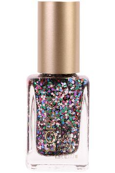 Confetti Cocktail - L'oreal Nail Polish! Perfect for Holiday Parties! #nails #nailpolish #beautyinthebag