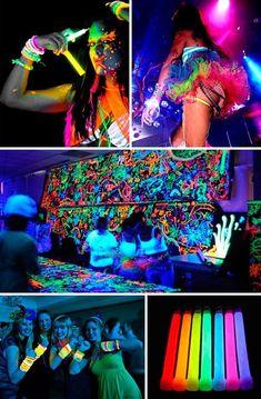 Festa do neon - 15 anos