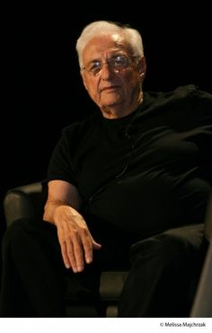 Frank Gehry  -Architect -Known for his designs for these buildings; Dancing House, Walt Disney Concert Hall, Guggenheim Museum Bilbao