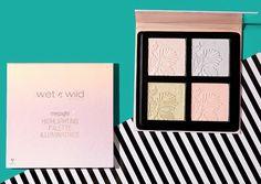 NEW Wet n Wild MegaGlo Highlighting Palette