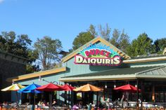 Serving up some of the coldest daiquiris in Tennessee! Dude's Daiquiris is the premier oasis at the Island in Pigeon Forge with a wide assortment of frozen daiquiri flavors and the coolest patio for kicking back!