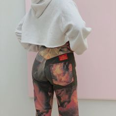 These pants are definitely one of the most iconic pieces I own (Vivienne Westwood Hercules and Omphale and guess who has the… Cool Outfits, Fashion Outfits, Womens Fashion, Fashion Tips, Fashion Trends, Fashion Styles, Frock Fashion, Grunge Outfits, Parisian Girl