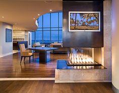 Modern Fireplaces 1