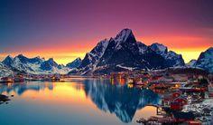 Noruega #Noruega #Travel