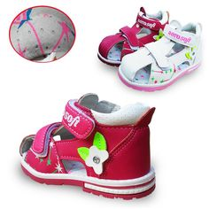 bf54643ccc Lovely Baby arch support Sandals antiskid Girl Shoes Baby Girl Shoes, Kid  Shoes, Baby