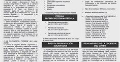 II Curso de Fotografía digital y forense. http://www.um.es/actualidad/agenda/ficha.php?id=189091
