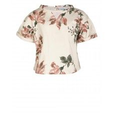 T-shirt til piger. Envita pigetop med blomster fra Mini A Ture Girls Designer Clothes, Ss16, Kids Outfits, Kids Fashion, Mini, T Shirt, Kids Clothing, Tops, Spring