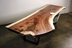 Love this tree table