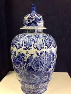 Delft pottery in Delft |Pinned from PinTo for iPad|