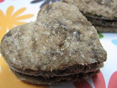 LIVER COOKIES FOR DOGS RECIPE
