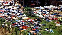 """nbkwrath: """" Mass Suicide at Jonestown On November the leader of the most deadly non-natural disaster in U. history until September 2001 named Jim Jones lead an American cult called. Jonestown Massacre, Haunting Photos, Modern History, Scene Photo, True Crime, Funny Kids, American History, Documentaries, Dolores Park"""