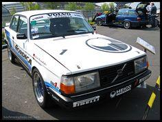 240 race trim