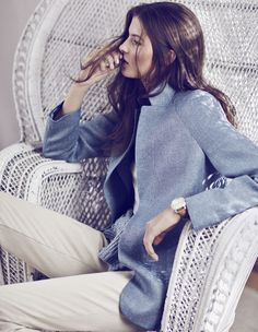 Massimo Dutti | March Lookbook '15