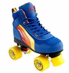 Was £44.95 > Now £37.95.  Save 16% off SFR Rio Retro Quad Roller Skate #1StarDeal, #Bikes, #Rollerskates, #SportsToysOutdoor, #TrikesRideOns, #Under50